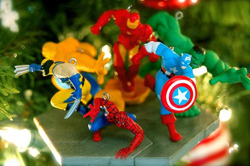 Christmas Tree Of Marvels